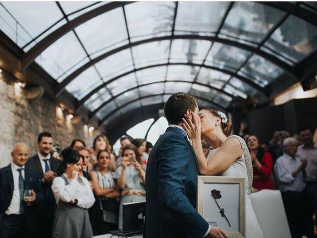 La boda de Jonatan y Cristina en Arteaga, Vizcaya 1