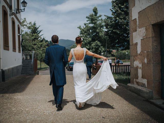 La boda de Jonatan y Cristina en Arteaga, Vizcaya 2