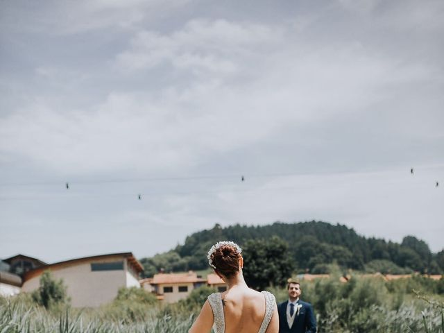 La boda de Jonatan y Cristina en Arteaga, Vizcaya 8