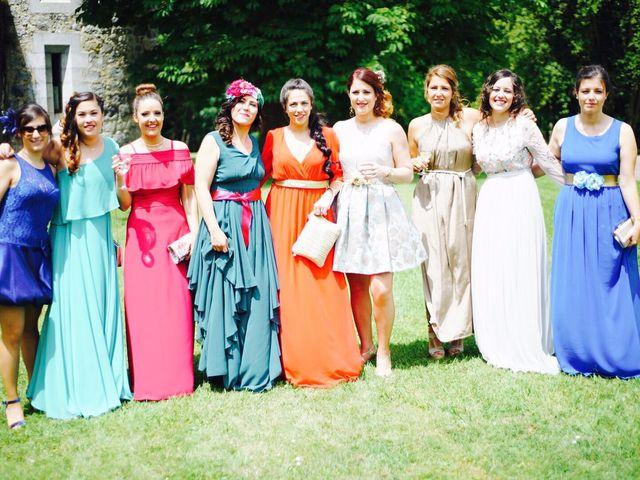 La boda de Jonatan y Cristina en Arteaga, Vizcaya 9