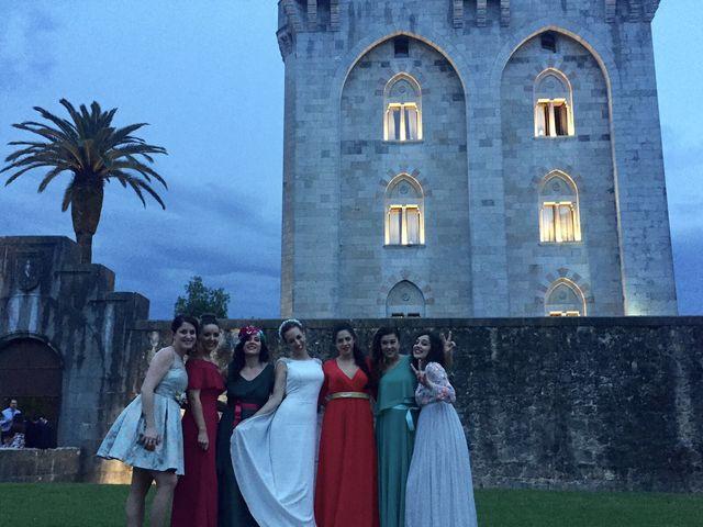 La boda de Jonatan y Cristina en Arteaga, Vizcaya 14