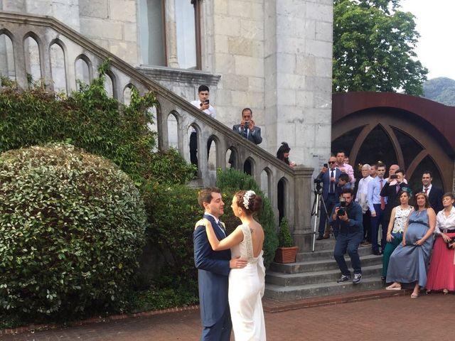 La boda de Jonatan y Cristina en Arteaga, Vizcaya 15