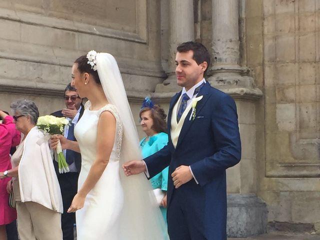 La boda de Jonatan y Cristina en Arteaga, Vizcaya 18