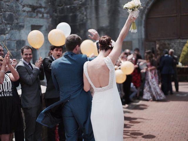 La boda de Jonatan y Cristina en Arteaga, Vizcaya 25