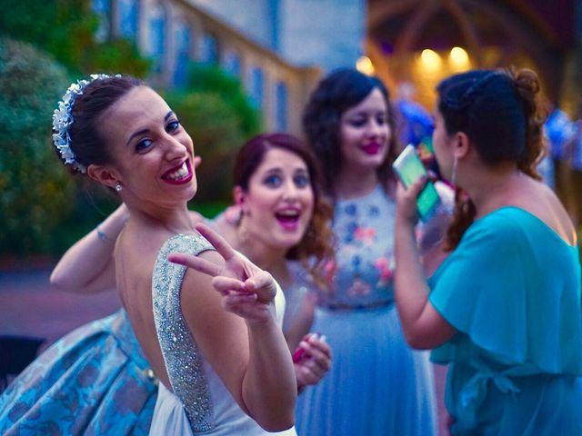 La boda de Jonatan y Cristina en Arteaga, Vizcaya 27
