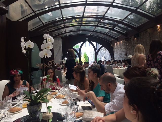 La boda de Jonatan y Cristina en Arteaga, Vizcaya 29