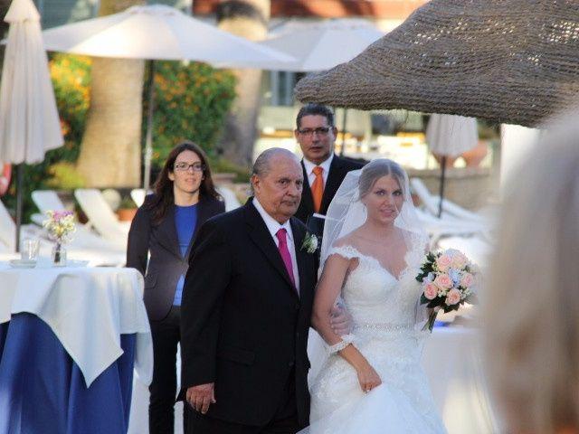 La boda de Dmitry y Daria en Jerez De La Frontera, Cádiz 2