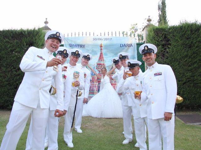 La boda de Dmitry y Daria en Jerez De La Frontera, Cádiz 4