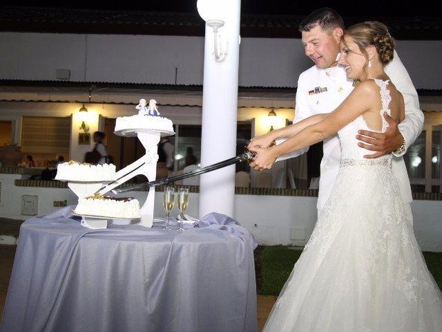 La boda de Dmitry y Daria en Jerez De La Frontera, Cádiz 6