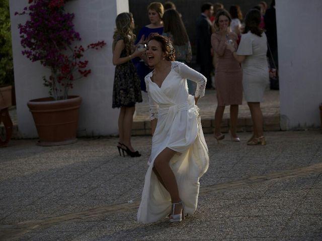 La boda de Alejandro y Maria en Mérida, Badajoz 15