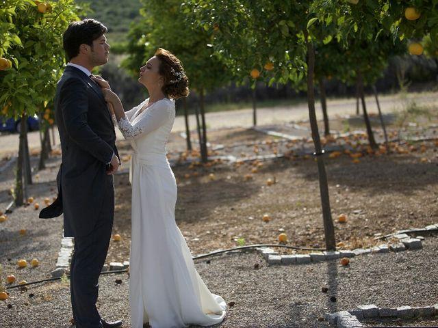 La boda de Alejandro y Maria en Mérida, Badajoz 21