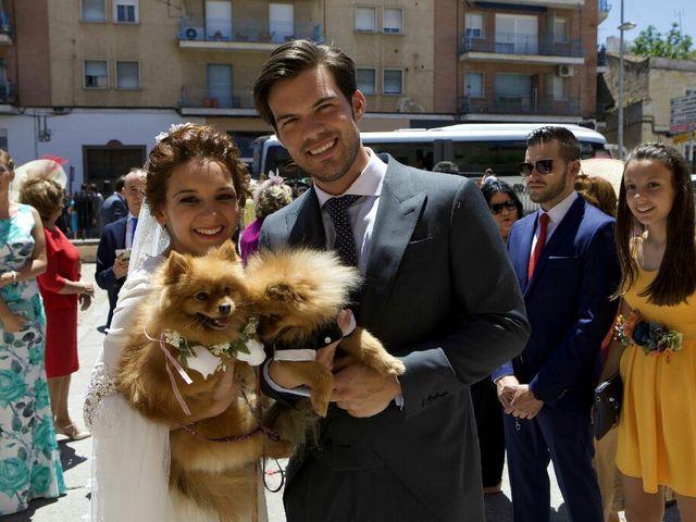 La boda de Alejandro y Maria en Mérida, Badajoz 25