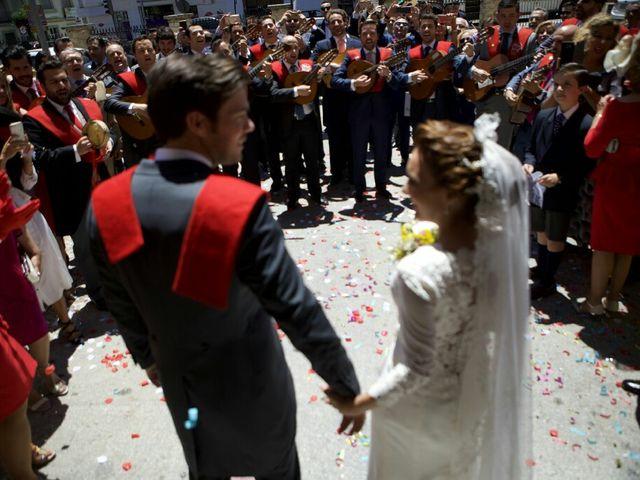 La boda de Alejandro y Maria en Mérida, Badajoz 26