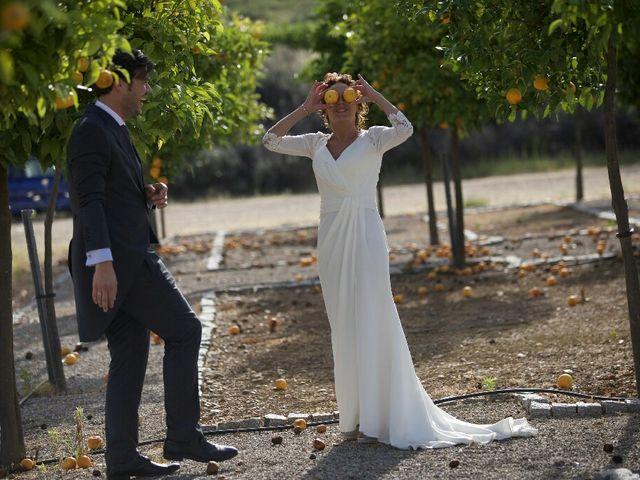 La boda de Alejandro y Maria en Mérida, Badajoz 30