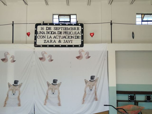 La boda de Zara y Javier en Milmarcos, Guadalajara 2