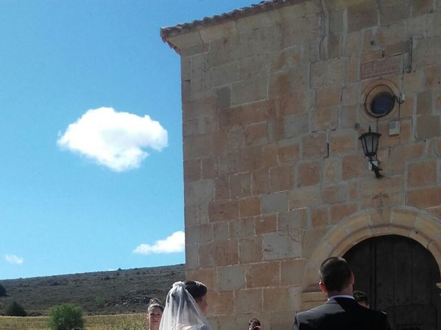 La boda de Zara y Javier en Milmarcos, Guadalajara 1