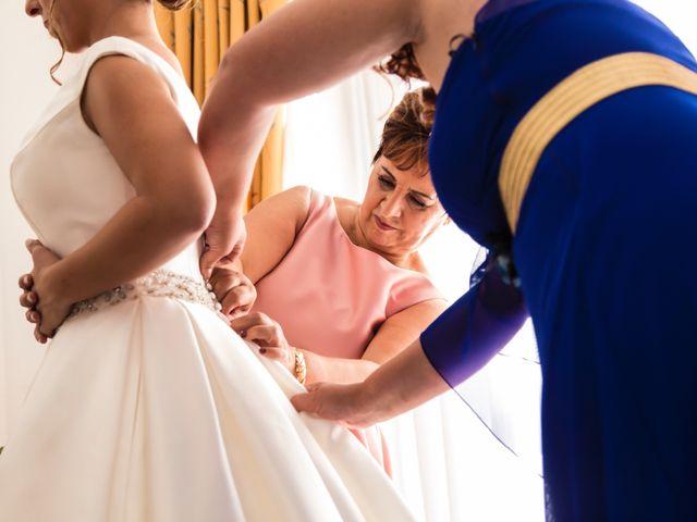 La boda de Pablo y Esmeralda en Mutxamel, Alicante 26