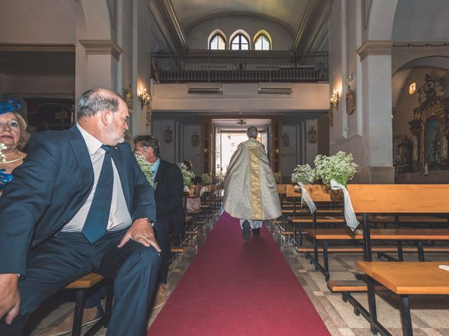La boda de Pablo y Esmeralda en Mutxamel, Alicante 30