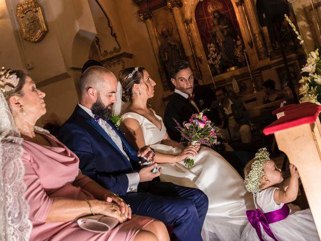 La boda de Pablo y Esmeralda en Mutxamel, Alicante 35