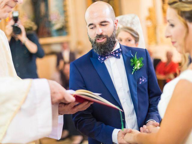 La boda de Pablo y Esmeralda en Mutxamel, Alicante 36