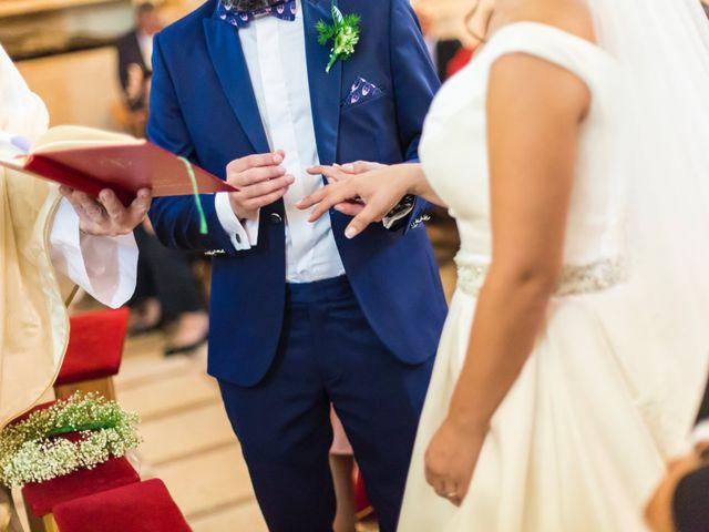 La boda de Pablo y Esmeralda en Mutxamel, Alicante 38
