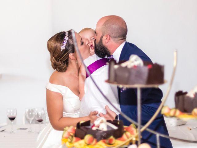 La boda de Pablo y Esmeralda en Mutxamel, Alicante 45