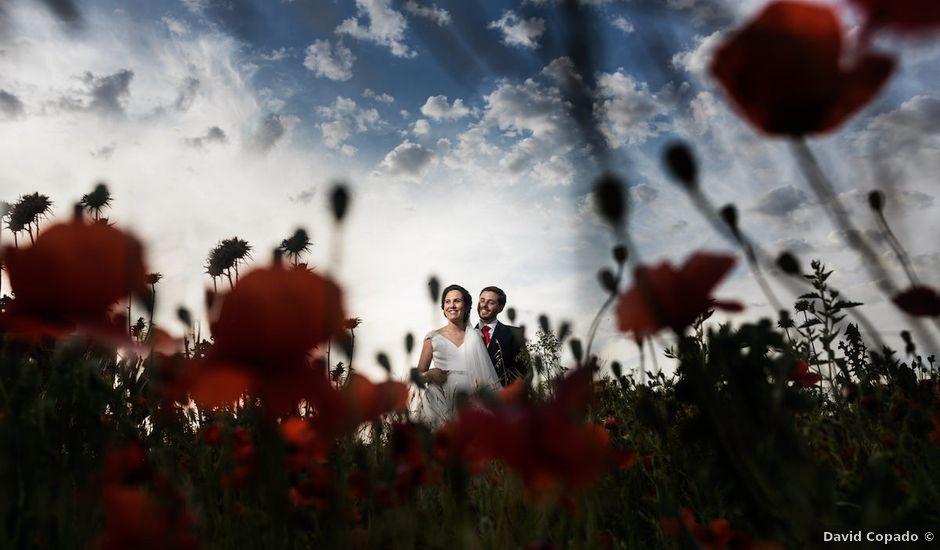 La boda de Eloy y Isabel en Puertollano, Ciudad Real