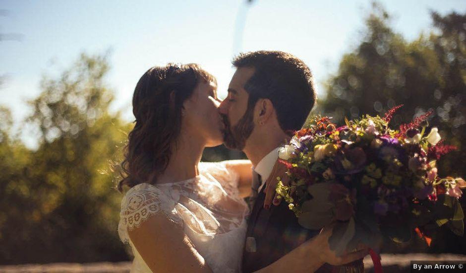 La boda de Alex y Asun en Nigran, Pontevedra
