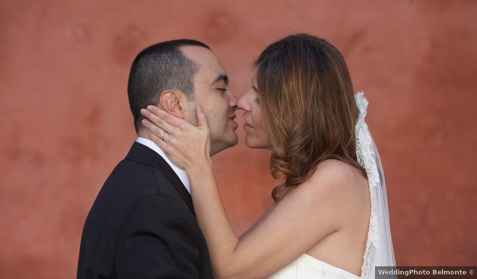 La boda de Antonio y Ana en El Palmar (El Palmar), Murcia