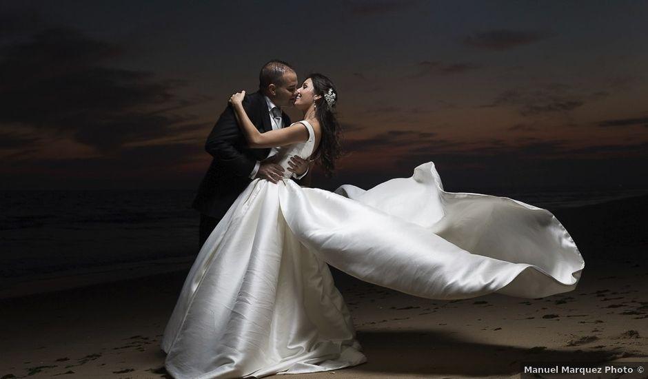La boda de Pablo y María en Lepe, Huelva