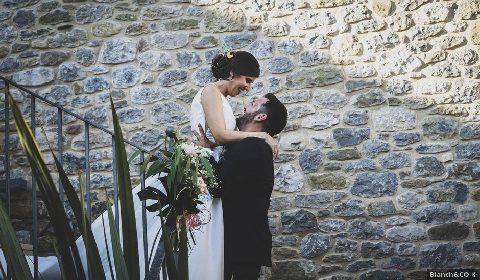 La boda de David y Esther en Sant Ferriol, Girona