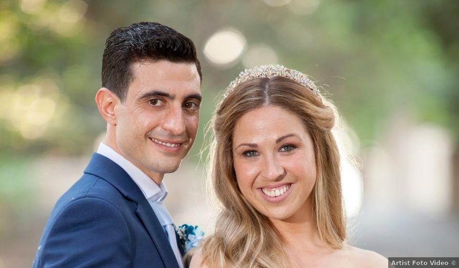 La boda de Sergio y Laura en Algete, Madrid