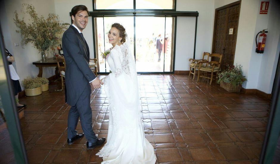 La boda de Alejandro y Maria en Mérida, Badajoz