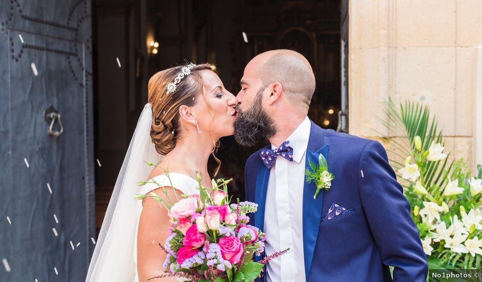 La boda de Pablo y Esmeralda en Mutxamel, Alicante