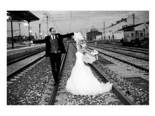 La boda de Víctor y Sandra