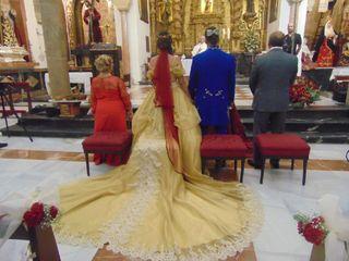 La boda de Noemí  y Raúl