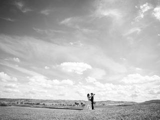 La boda de Carlos y Reham