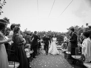 La boda de Lisandra y Miguel