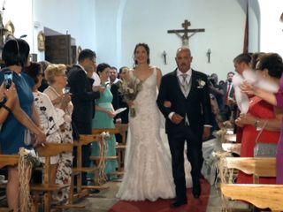 La boda de Laura y Isra 2