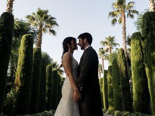 La boda de Lola y Gonzalo