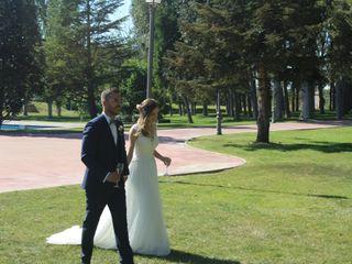 La boda de Anna y Josep