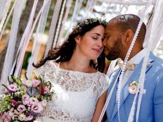 La boda de Lissa y David