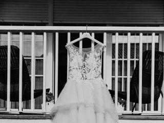 La boda de Carlos y Reham 3