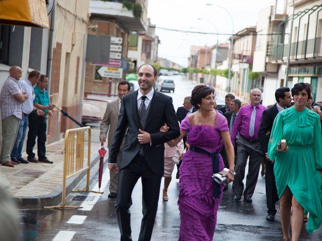 La boda de Sandra y Víctor en Ribaforada, Navarra 4