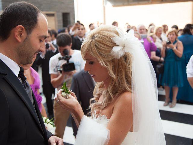 La boda de Sandra y Víctor en Ribaforada, Navarra 6