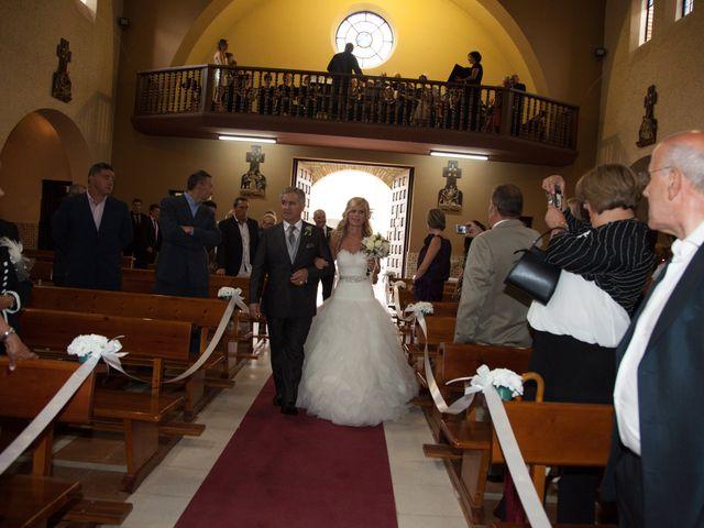 La boda de Sandra y Víctor en Ribaforada, Navarra 8