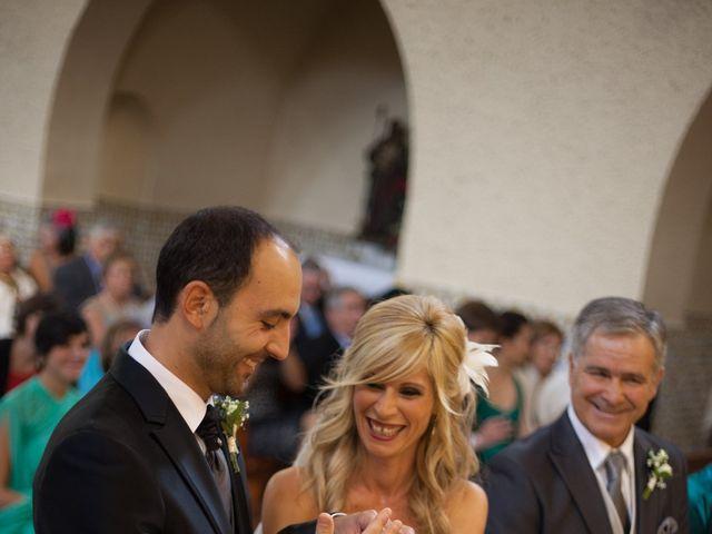 La boda de Sandra y Víctor en Ribaforada, Navarra 9