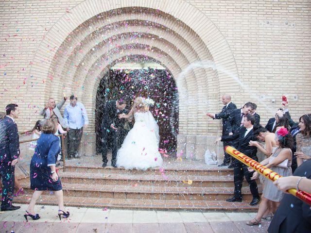 La boda de Sandra y Víctor en Ribaforada, Navarra 11