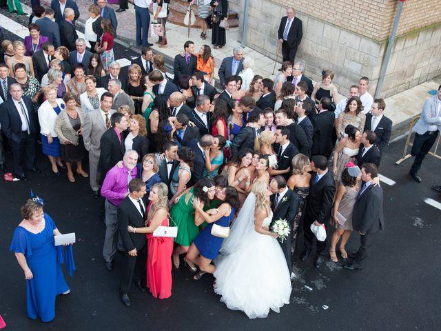 La boda de Sandra y Víctor en Ribaforada, Navarra 12