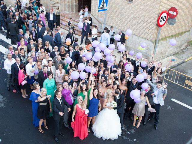 La boda de Sandra y Víctor en Ribaforada, Navarra 13